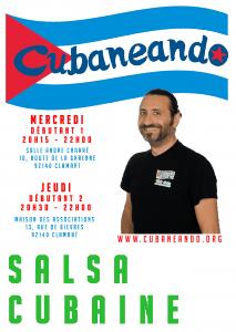 Salsa Débutant 1 (cours) @ Salle André Charré | Clamart | Île-de-France | France