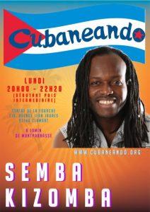 Semba-Kizomba Intermédiaire (cours) 200910 @ Centre de la Fourche | Paris | Île-de-France | France
