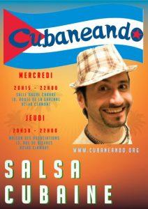 Salsa Intermédiaire (cours) 200102 @ Salle André Charré | Clamart | Île-de-France | France