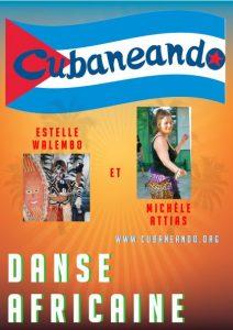 Danse Africaine (cours) 200102 @ Centre de la Fourche | Clamart | Île-de-France | France