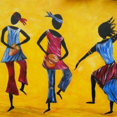 Danse Africaine/Djembel